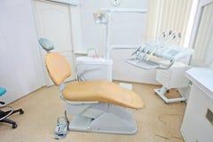 Stanza dentaria immagine stock