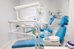 Stanza dentaria moderna immagine stock