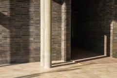 Stanza di architettura Fotografie Stock