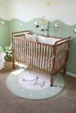 Stanza di Babys Fotografia Stock