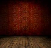 Stanza di Grungey Fotografie Stock Libere da Diritti