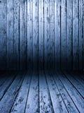 Stanza di Lit con le schede d'argento Fotografia Stock Libera da Diritti