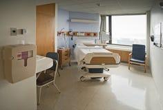 Stanza di ospedale fotografie stock