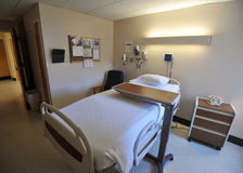 Stanza di ospedale moderna Fotografia Stock