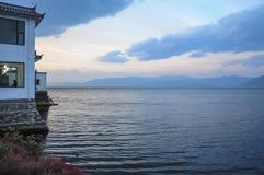 Stanza di vista del mare Immagine Stock