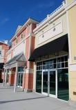 Stanza frontale di negozio libera Immagine Stock