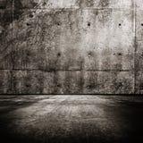 Stanza Grungy Fotografia Stock Libera da Diritti