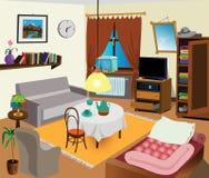 stanza interna Immagine Stock