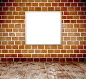 Stanza interna vuota Fotografia Stock Libera da Diritti