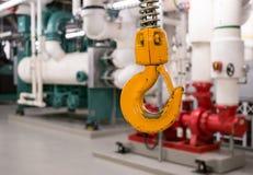 Stanza meccanica Fotografia Stock