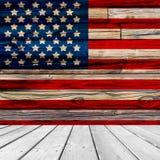 Stanza patriottica Fotografia Stock