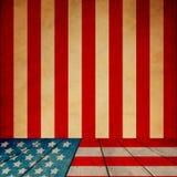 Stanza patriottica Fotografie Stock Libere da Diritti