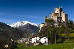 Stanza Pierre & Mont Blanc Fotografia Stock