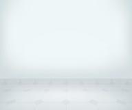 Stanza pulita bianca del laboratorio Fotografia Stock Libera da Diritti