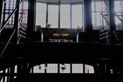 stanza in vecchia prigione Fotografia Stock Libera da Diritti
