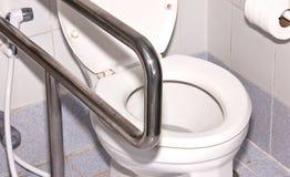 Stanza della toilette. Fotografia Stock