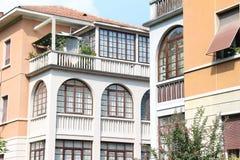 Stanze laterali Italia del palazzo Fotografia Stock Libera da Diritti