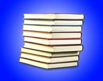 Stapel alte Bücher Lizenzfreie Stockfotos