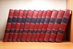 Stapel alte Bücher Lizenzfreie Stockfotografie