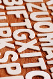 Stapel av bokstäver Royaltyfri Foto