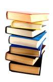 Stapel Bücher Lizenzfreies Stockbild