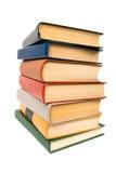 Stapel Bücher. Stockfotografie