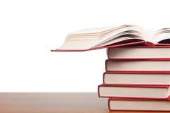 Stapel Bücher Lizenzfreie Stockbilder