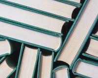 Stapel benutzte alte Bücher Lizenzfreie Stockfotografie