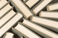 Stapel benutzte alte Bücher Lizenzfreie Stockfotos