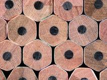 Stapel Bleistifte Lizenzfreie Stockbilder