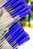Stapel Bleistifte im Speicher Lizenzfreies Stockfoto