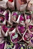 Stapel bloemen Royalty-vrije Stock Foto's