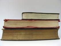 Stapel boeken Stock Foto's