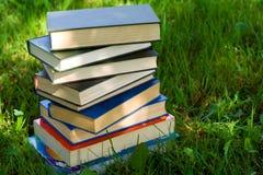 Stapel boeken royalty-vrije stock afbeeldingen