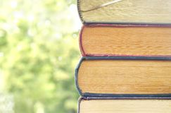 Stapel boeken Stock Afbeeldingen