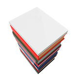 Stapel boeken, close-up Royalty-vrije Stock Afbeelding