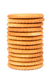 Stapel Cracker Lizenzfreie Stockbilder