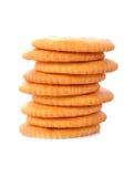 Stapel Cracker Lizenzfreies Stockfoto
