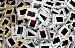 Stapel der alten Plättchen Lizenzfreie Stockfotografie