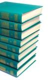 Stapel der Bücher Stockfoto