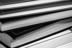 Stapel der Bücher Lizenzfreies Stockbild