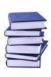 Stapel der Bücher Lizenzfreie Stockfotos