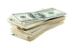 Stapel der Dollar Stockbilder