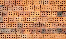 Stapel der Ziegelsteine Lizenzfreie Stockbilder