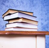 Stapel des Buches Stockfotos