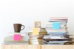 Stapel des Buches Lizenzfreies Stockbild