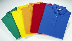 Polo-Hemd Stockfotografie