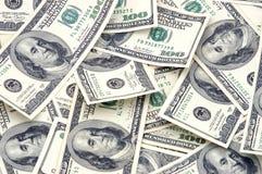 Stapel des Geldes Stockfotos