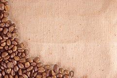 Stapel en koffie Royalty-vrije Stock Fotografie