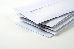 Stapel enveloppen